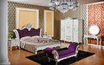 Inspirasi Furniture Tempat Tidur Klasik (1)