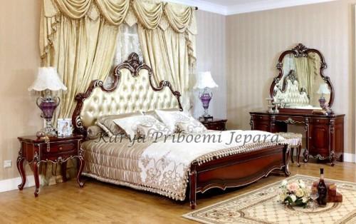 Inspirasi Furniture Tempat Tidur Klasik